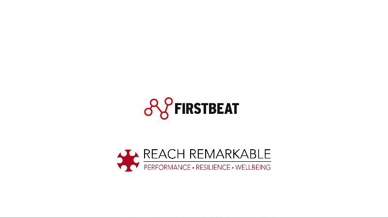 Firstbeat video first frame