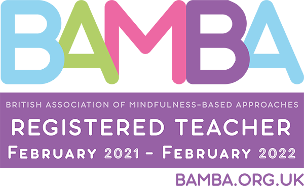 Mark Quirk is listed with British Association for Mindfulness-based Approaches 2019 - 2022